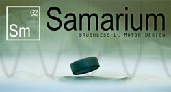 Samarium splash screen